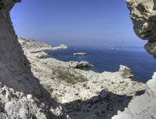 Free Calanque Of Pomegues Island Stock Photo - 2681940