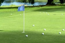 Free Golf Course Stock Photography - 2682092