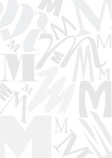 Free Frame With Letter M Stock Images - 2682784