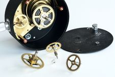 Free Mechanical Parts Stock Photography - 2683162