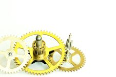 Free Mechanical Gears Royalty Free Stock Photography - 2683227