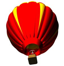 Free Colourful Air Balloon Stock Images - 2683804