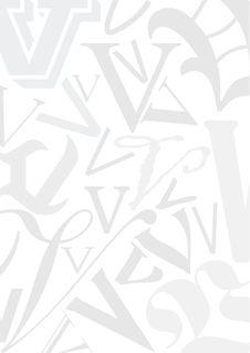 Free Frame With Letter V Stock Image - 2683951