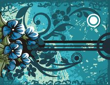 Free Floral Background Series Stock Image - 2685641