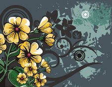 Free Floral Background Series Stock Photos - 2687063