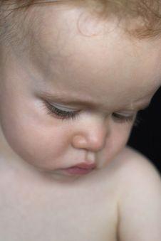 Beautiful Toddler Stock Image