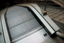 Free Escalator Royalty Free Stock Photos - 2688088