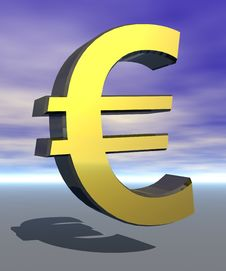 Free Euro Sign Symbol Royalty Free Stock Photo - 2688405