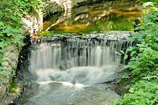 Free Garden Stream Stock Photo - 2688980