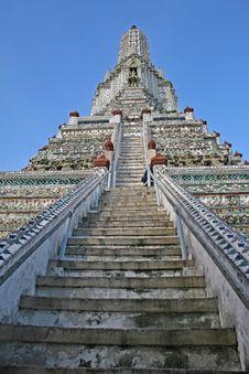 Free Wat Arun In Bangkok Stock Image - 2689141