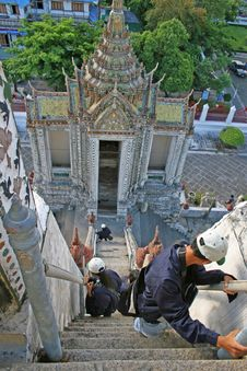 Free Wat Arun, Thailand Stock Images - 2689144