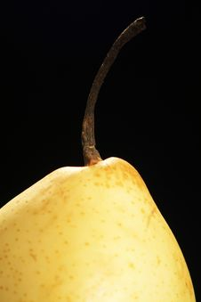 Free Chinese Pear Isolated Stock Photo - 2689610