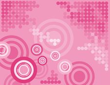 Free Circle Background Series Royalty Free Stock Photos - 2689638