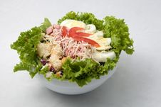Free Salad Royalty Free Stock Photography - 2689807