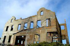 Free Ruin On Alcatraz Royalty Free Stock Image - 2689916