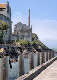 Free Docking At Acatraz Royalty Free Stock Photography - 2689997