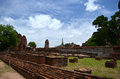 Free Ruin Temple In Thailand Stock Photo - 26808810