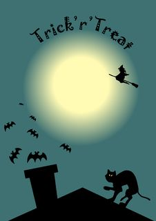 Free Trick Or Treat Stock Images - 26809744