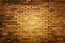 Free Old Brick Wall Background Stock Photography - 26816662