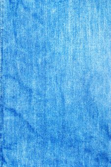 Free Jeans Texture Royalty Free Stock Images - 26817849