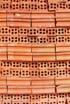 Free Red Clay Brick Stock Photos - 26817953
