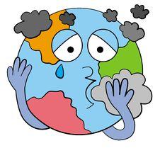 Free Global Smog Stock Photo - 26819190