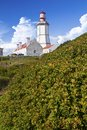 Free Lighthouse Of Cape Espichel Stock Photography - 26823412