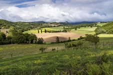 Free Tuscan Countryside In Spring Stock Photos - 26821033