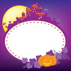 Free Halloween Frame Stock Photo - 26821410