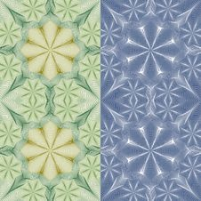 Seamless Pattern Vector Background Stock Image