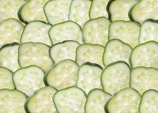 Free Cucumber Background Royalty Free Stock Image - 26822626