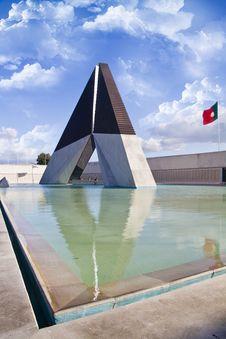 Ultramar War Monument Stock Photography