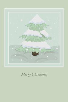 Free Grunge Christmas Card Stock Photos - 26823173