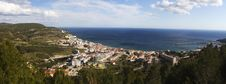 Free Coastal Sesimbra Town Royalty Free Stock Photo - 26823645