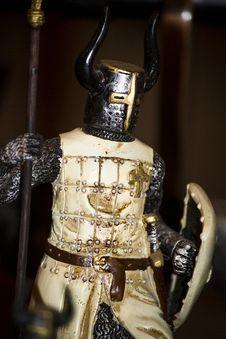 Free Miniature Warrior Stock Photos - 26824023
