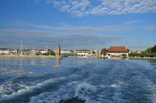 City Of Constance, Bodensee, Germany Royalty Free Stock Photos