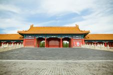 Free The Forbidden City Stock Photos - 26828973