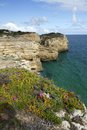 Free Natural Coastline Of Algarve Stock Photos - 26831143