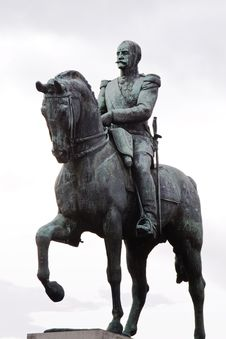 Free General With Horse Statue In Paris, France Stock Image - 26832801