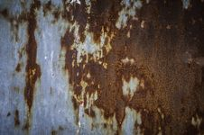 Free Rusty Iron For Background Stock Photos - 26833073