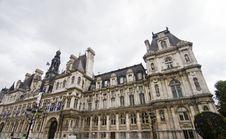 Free Hotel De Ville Building, Paris, France Stock Photo - 26833660