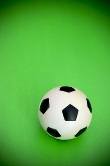 Free Soccer Ball Royalty Free Stock Photo - 26834055