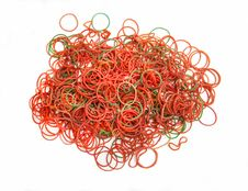 Free Rubber Bands Stock Photography - 26834292