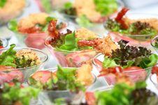 Free Shrimps Cocktail Salad Stock Image - 26835971