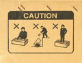 Free Caution Symbol Stock Images - 26843004