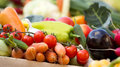 Free Organic Vegetables Stock Images - 26843864