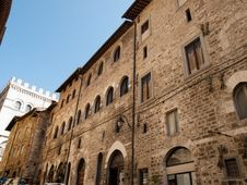 Free Gubbio-Italy Royalty Free Stock Photo - 26842535