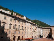Free Gubbio-Italy Royalty Free Stock Photo - 26842595
