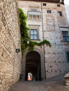 Free Gubbio-Italy Royalty Free Stock Photography - 26842657