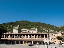 Free Gubbio-Italy Royalty Free Stock Photography - 26842667